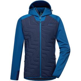 PYUA Snug-Y 2.0 Jacket Herren poseidon blue-navy blue